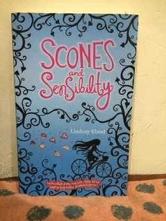 Novel Scones and Sensibility by Lindsay Eland