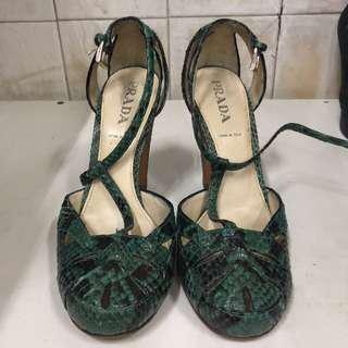 Prada shoes 36 Real 100%
