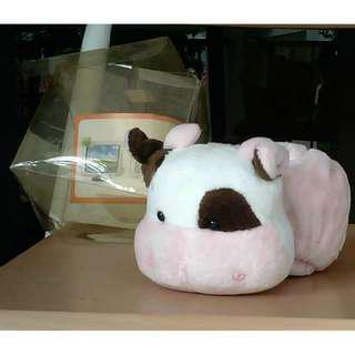 New Cute Cow Laptop LCD Screen TV Frame Cover Case