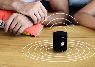 World's smallest speaker