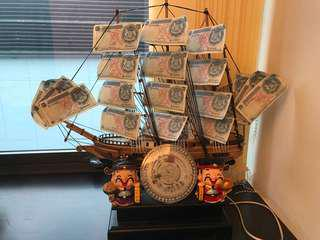 Money Boat; Fetch Wealth and Prosperity