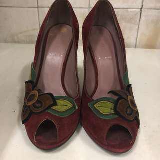 Miu MIU shoes Real 100% 35.5