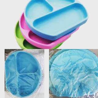 Silicone Baby Tray
