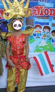 UNITED NATIONS THAILAND COSTUME
