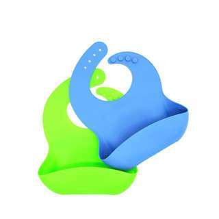 ✅In stock Silicone Baby Bib