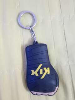 Muay thai keychain