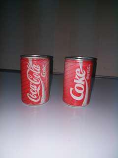 1995 Coca Cola ~ Limited Mini Edition