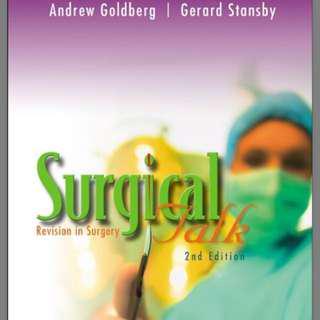 Surgical Talk ebook
