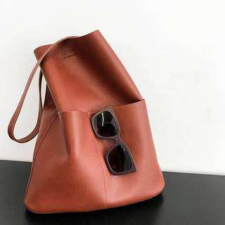 Oak + Fort Vegan Leather Bag 1913