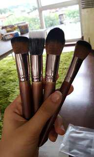 11pcs/set Crafted Makeup Brushes *Actual Photos Posted*