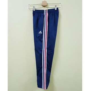 Adidas Kids Dark Blue Track Pants. (Original)