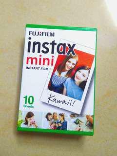Fujifilm Instax Mini Film 10pcs