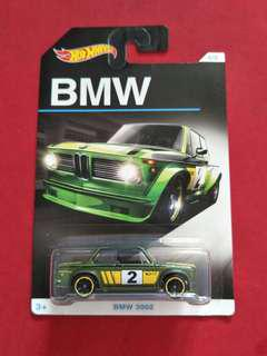 CPL - BMW 2002 green hotwheels