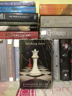 Breaking Dawn by Stephanie Meyer