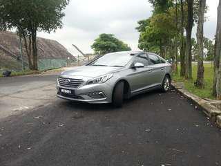 Clear stock...Hyundai sonata 2.0a