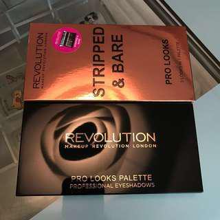 🇬🇧UK牌子 Makeup Revolution eyeshadows palette