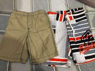Gap_Billabong shorts Set