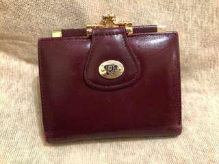 Dior古董短夾