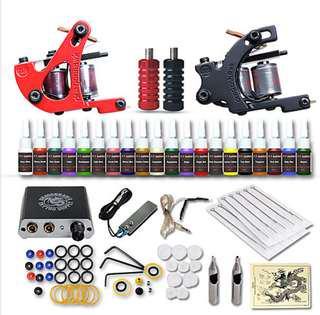 H📌DRAGONHAWK Tattoo Machine Starter Kit