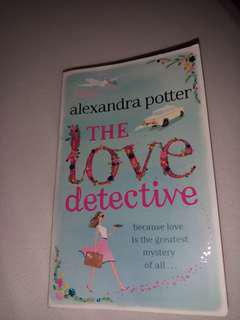 The Love Detective by Alexanda Potter