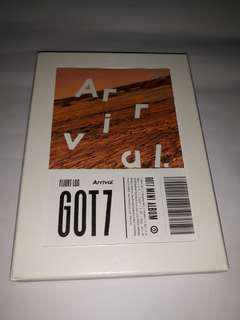 GOT7 Album Arrival Never ver