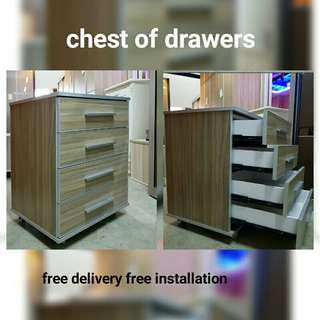 Chest of drawers INSTOCK!
