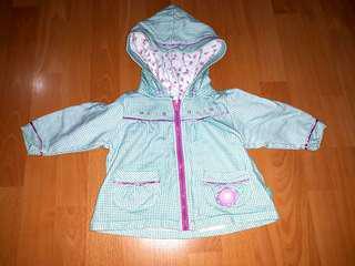 Pumpkin patch jacket