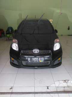 Di jual yaris s limited 2013