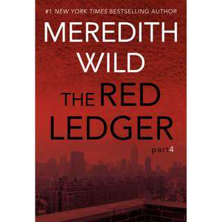 The Red Ledger (Meredith Wild)