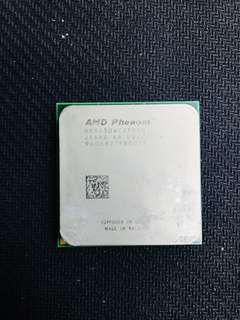 支持環保 AMD Phenom 8450 X3 Socket AM2+ CPU