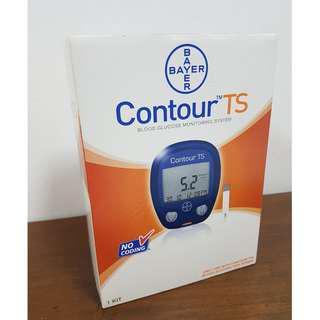 BNIB*** Contours TS Blood Glucose Monitoring System Kit