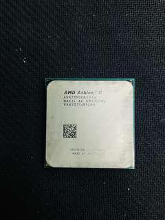 支持環保 AMD Athlon II 215 Socket AM3 CPU
