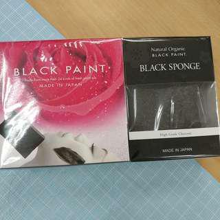 日本 Black Paint 洗面黑皂 - 不包郵