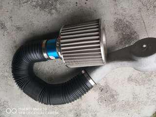 stainless steel air filter