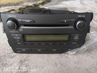 toyota oem cd/radio player