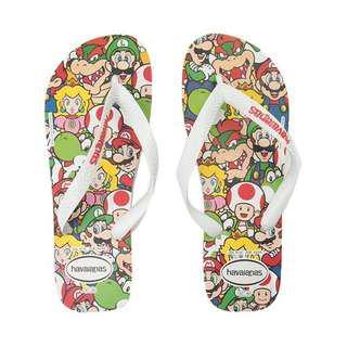 Havaianas Slippers Mario Bros