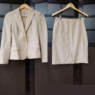 G2000 blazer & skirt