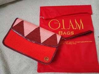Clutch Glam Boutique butik Batik Traditional Etnik Authentik tas tangan