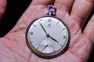 🚚 Omega Pocket Watch (懷錶)