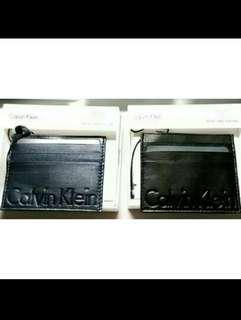 🚚 CK 卡片夾(全新)正品 信用卡夾
