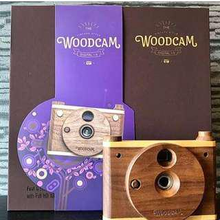 PaperShoot Woodcam Camera - 3 Designs (Local 1 year Warranty)