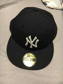 New York Yankees flat cap
