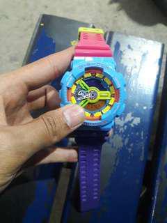 G-Shock GA110F Limited Edition BU Nego