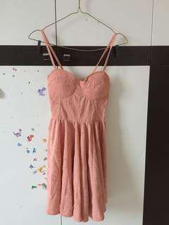 Fel Chambre Dress