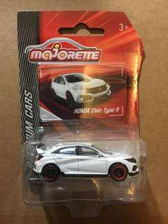 [油麻地自取95折] Majorette Honda Civic Type R 特別版 香港沒有行貨 優惠價發售