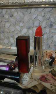 Maybelline Red Lipstick