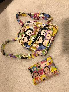 Tsum Tsum Backpack (FREE : Tsum Tsum shopping bag)
