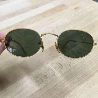 1990 Vintage Bausch & Lomb Rayban Sunglasses