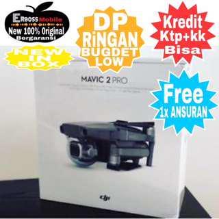 DJI Mavic 2 Pro New Cash Kredit Ditoko Dp JApri Call/Wa; 081905288895