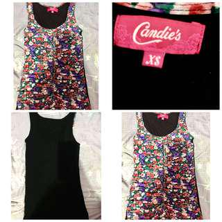 Candies Sleeveless.